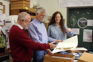 Mitarbeiter des Herbarium Erlangense