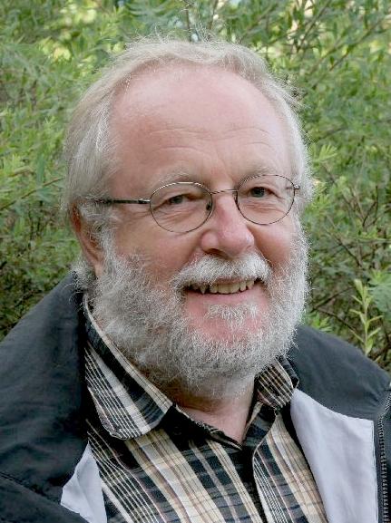 wissenschaftlicher Leiter des Botanischen Gartens Erlangen Walter Welß