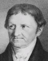 Portrait des Wilhelm Daniel Josef Koch (1771-1849)